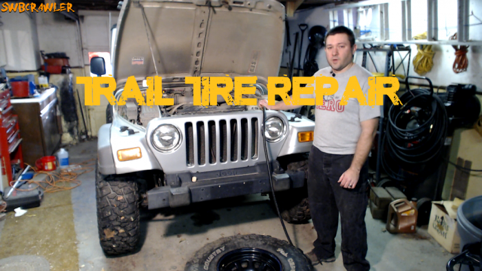 Trail Tire Repair