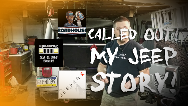 My Jeep Story