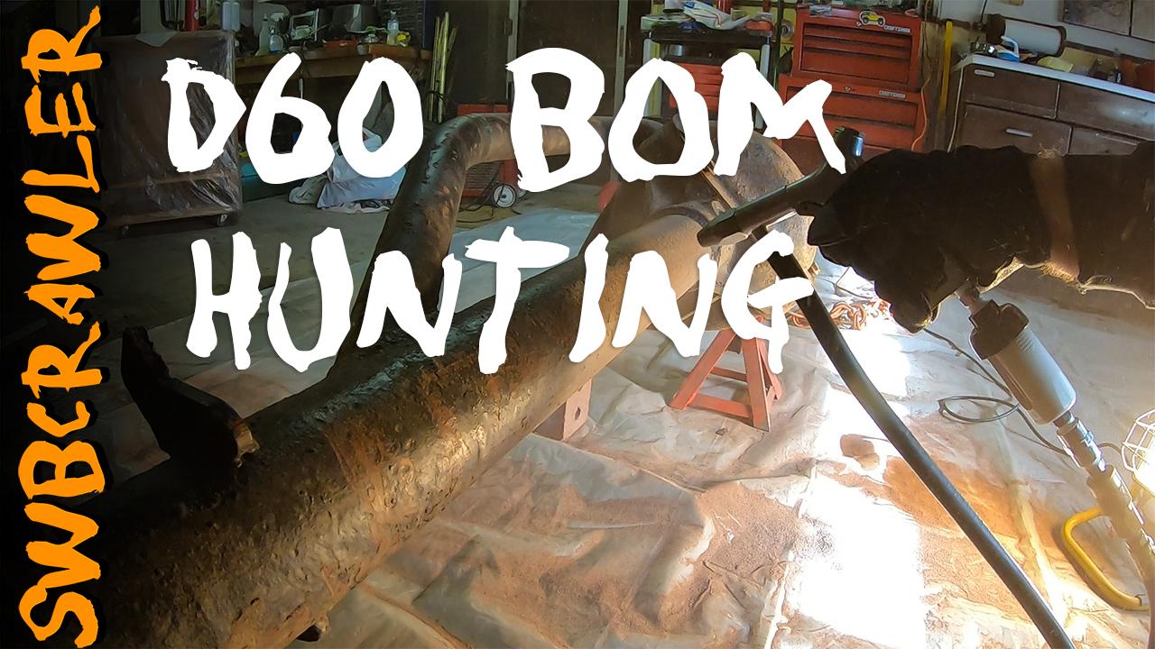 Dana 60 BOM hunting
