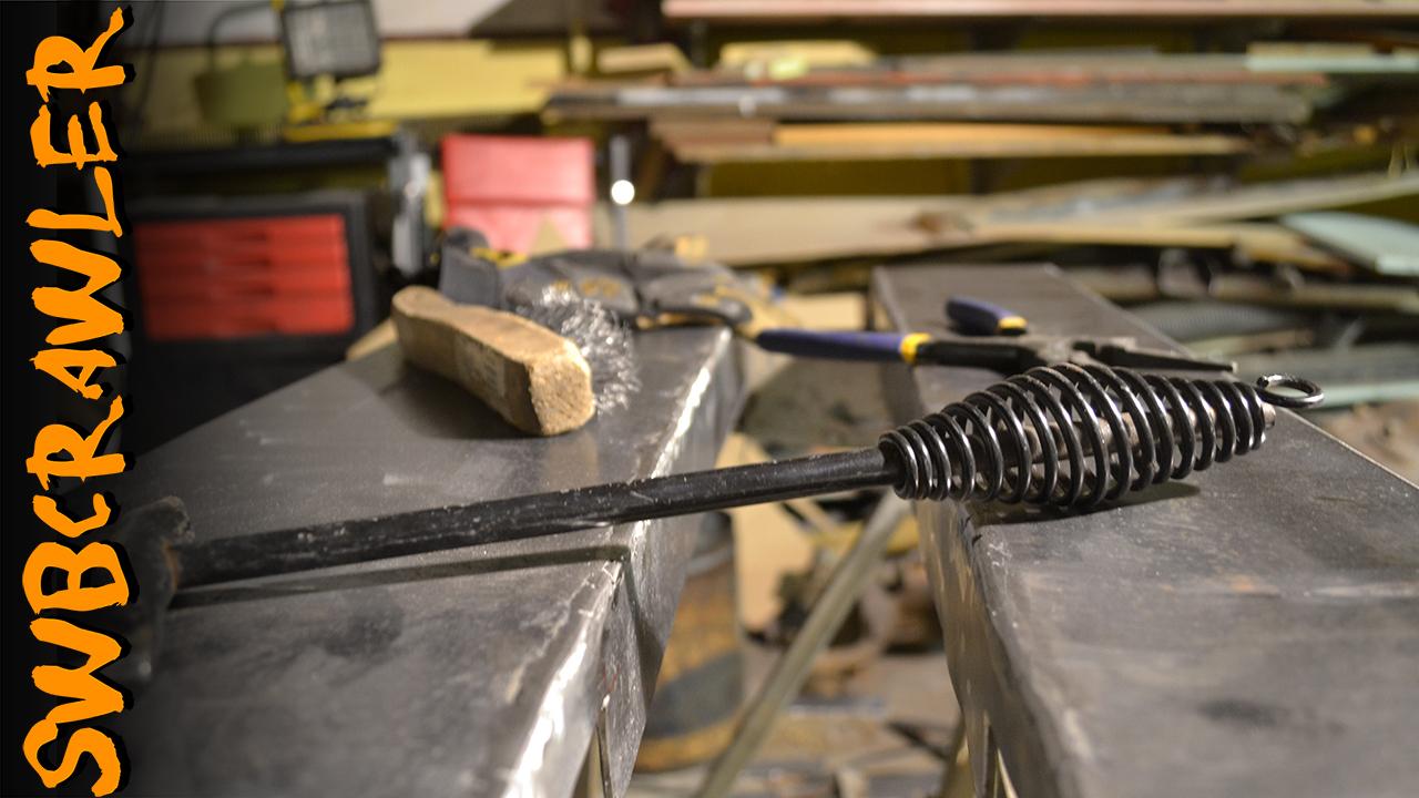 Low-Buck fabrication table. Turning something I have into Something I need.