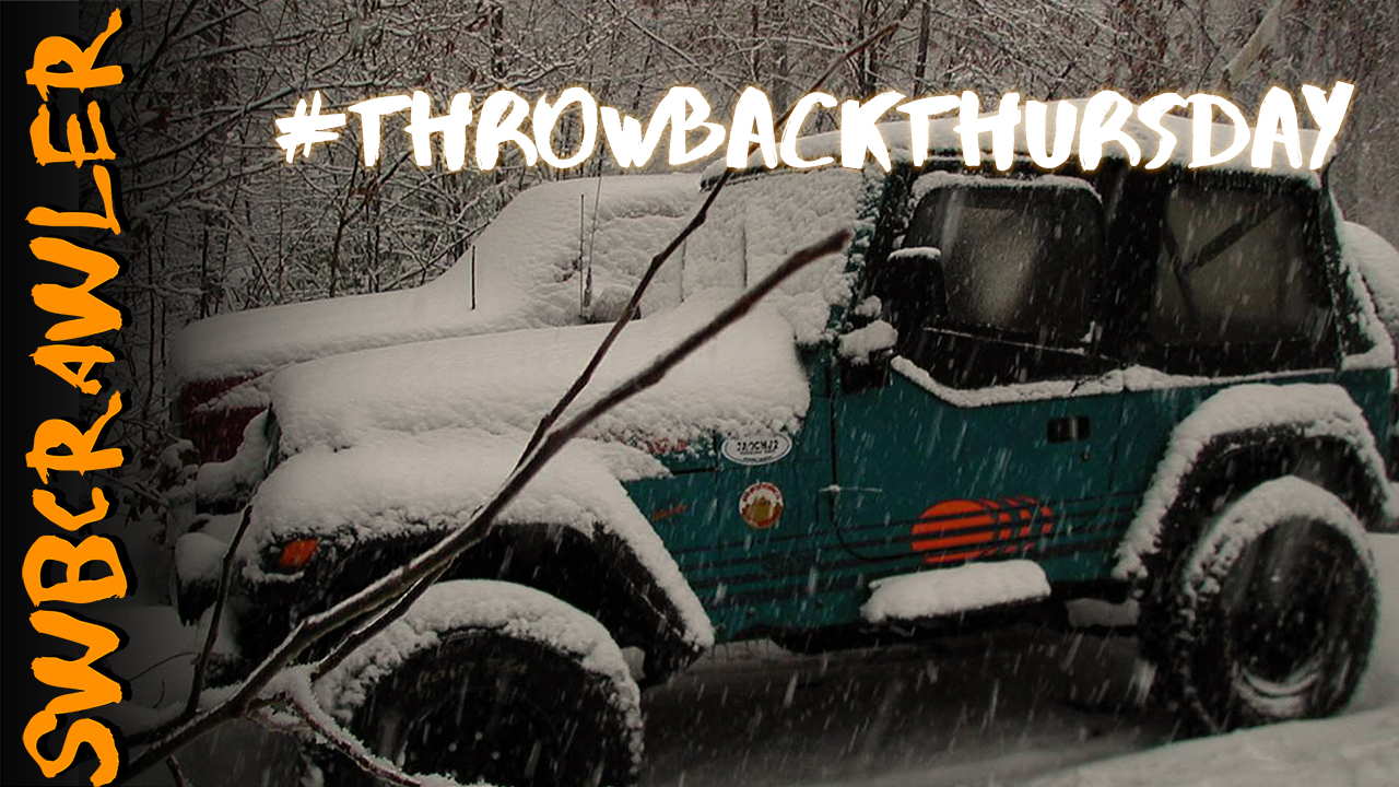 #ThrowbackThursday with SWBCrawler