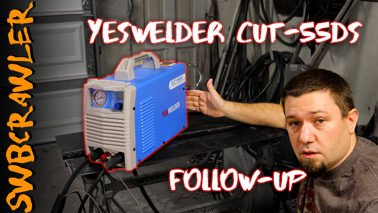 Following up on my Yeswelder CUT-55DS