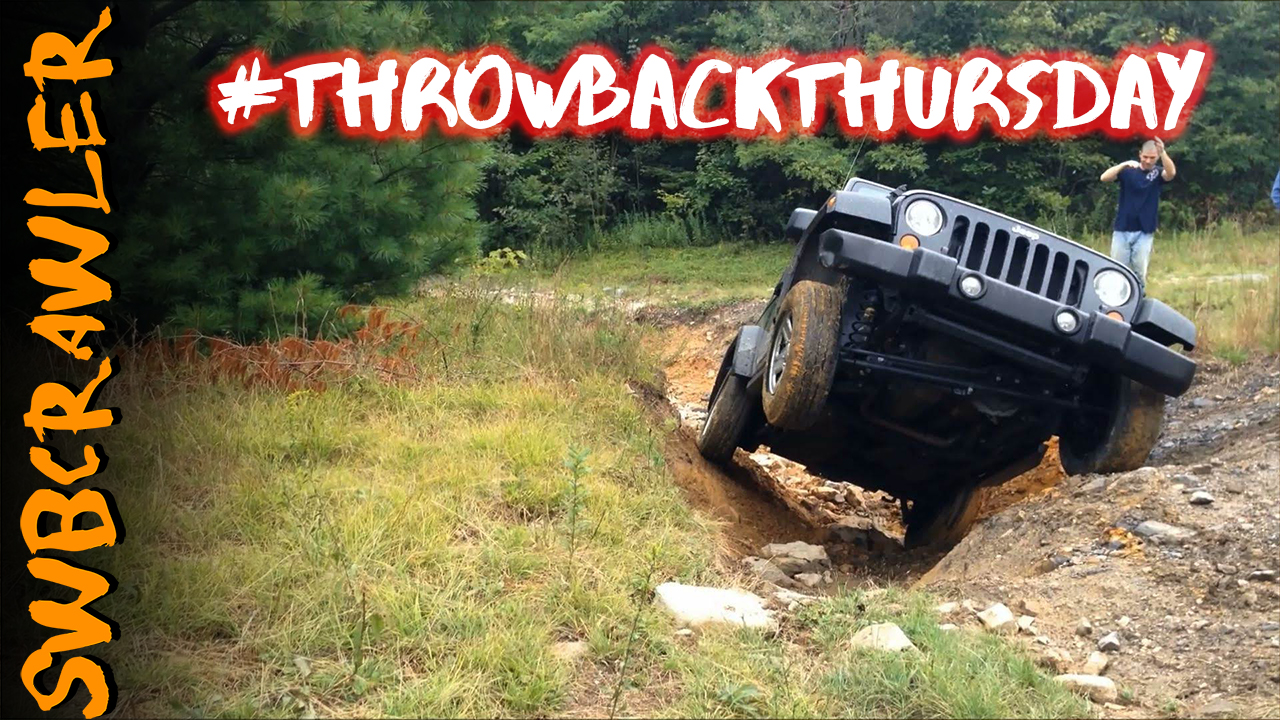 It's #ThowbackThursday! This time we're a little more recent, and at AOAA with my 2013 JK. #shorts