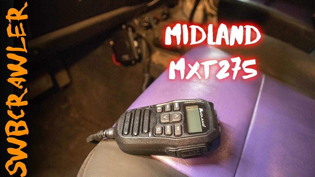 I'm installing the Midland MXT275 in my 2005 Jeep Wrangler Unlimited