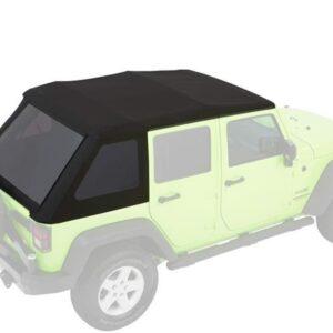 jeep wranggler jku trektop glide