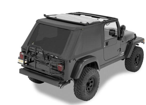 jeep wrangler lj trektop nx