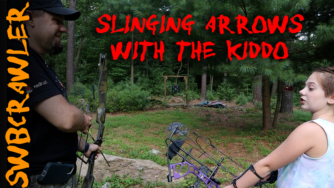 My daughter is taking up Archery…